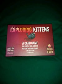 Exploding Kittens Card Game! Ashburn, 20147
