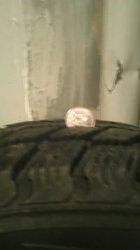 Nokian p205  winter tires only 3000 km on the pair