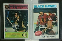Esposito Brothers Hockey Cards Superior, 54880