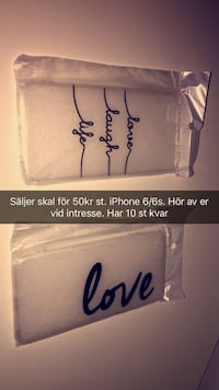 Iphone 6/6s skal
