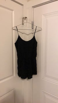 Black Romper Norfolk, 23517
