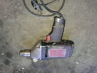 black and gray corded power tool Edmonton, T5L 0S2