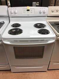 Kenmore white electric coil range stove  Woodbridge, 22191