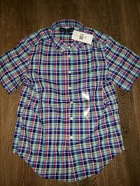 New with tag - Polo Boys Half sleeve Shirt Fairfax, 22033