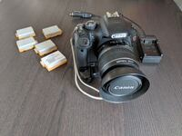 Canon EOS Rebel T2i / EOS 550D digital SLR camera and 2 lenses Hamilton