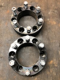 Wheel spacers GMC/Chevrolet