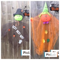 Outside Halloween decoration set  Slidell, 70458