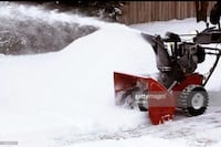 SNOW REMOVAL $30 Bolingbrook