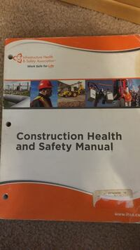 construction health and safety manual London, N6J 1H1