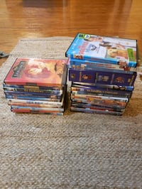 Kids/family DVDS Breslau, N0B 1M0