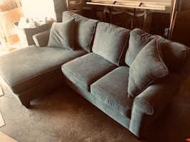 Sectional sofa & chaise lounge