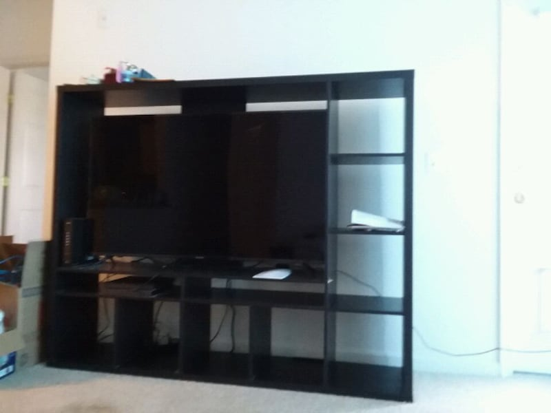 Ikea Lappland TV Storage Unit 0