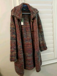 Benetton wool coat size S  Vaughan, L4H 3N5