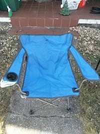 blue and black camping chair College Park, 20740