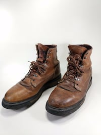 Red Wing Leather Work Boots size 12 Denver, 80236