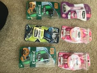 6 bags each contain 4 total 24 razors  Silver Spring, 20910