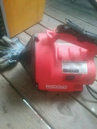 red and black RIDGID power tool Vancouver, 98684