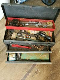 Toolbox with tools  Plumsted Township, 08533