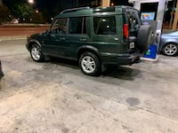 Land Rover - Discovery - 2003 Columbia