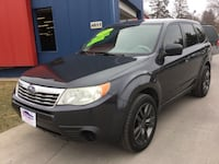 2010 Subaru Forester 4dr Auto 2.5X GUARANTEED CREDIT APPROVAL! Des Moines