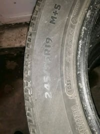 245 55 19 Tires for sale