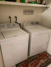 Washer and dryer Available August 1st Lancaster, 93536