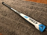 "Easton S750 USA bat 31""21oz Falls Church, 22042"