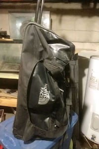 North face rolling thunder duffel bag