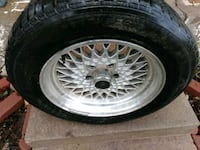 Good Rim bad tire