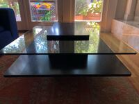 Glass & Wood Copenhagen Coffee Table El Paso, 79902