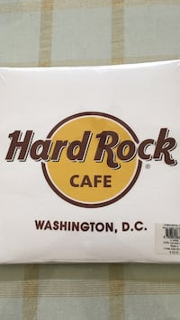 Hard Rock Cafe Album classic white tee Saint Johns, 32259