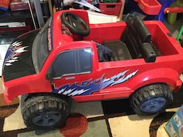 Ford electric (car) Jeep for kids