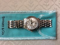 Tiffany silver ladies watch new Fairfax, 22030