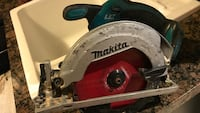 red and black Craftsman circular saw Maple Ridge, V2X 2G5