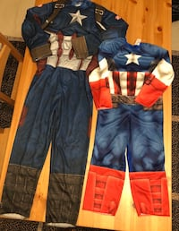 "Halloween costume ""Captain America"" Surrey, V3T 5R7"