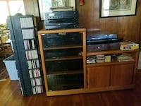 Entire stereo system including Furniture speakers  Melville, 11747