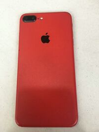 İphone 7plus red Akçaabat