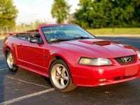 Ford - Mustang - 2002 Washington