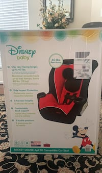 DISNEY BABY MICKEY MOUSE CAR SEAT Manassas, 20110