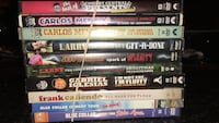 Lot of 10 Stand Up Comedy DVDs Lockport