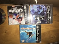 Classic PlayStation games  Burlington, L7P 1W1