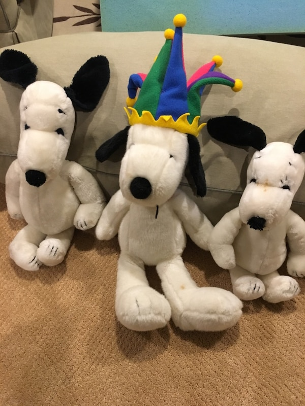Used Snoopy Stuffed Animals For Sale In Bellevue Letgo