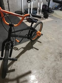 Nice newly painted bmx Central Okanagan, V1Z
