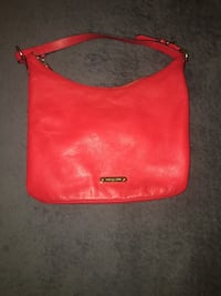 red leather Michael Kors wristlet Alexandria, 22312