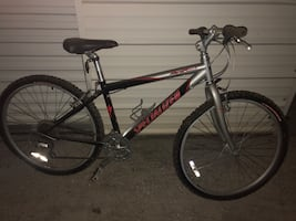 Specialized Hardrock mountain bicycle