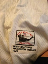 white NFL Pittsburgh Pirates jersey Grand Junction, 81505