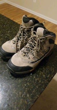 Size 11.5 shoes, Hi-Tec, barely used once 40 mi