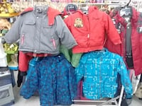Winter Coats and Jackets for Toddler Boys Sizes 2T-6 549 km