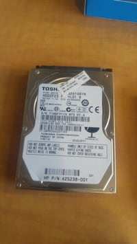 Toshiba Hard Drive Disk 320 GB (Refurbished) Toronto, M5S