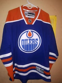 Oilers jersey Spruce Grove, T7X